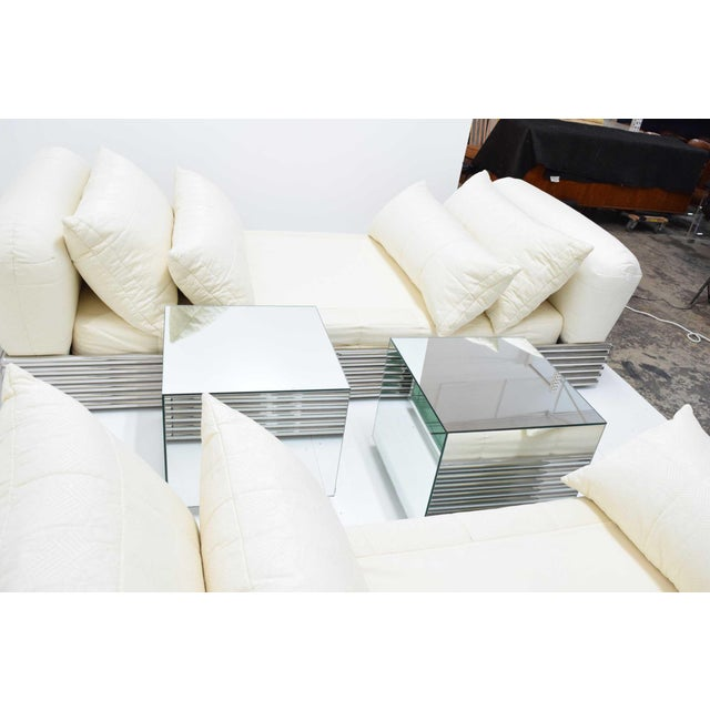 White Pair of Brueton Radiator Beds For Sale - Image 8 of 13