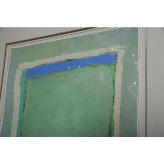 Oil Paint Doreen Noar, Oil on Paper For Sale - Image 7 of 8