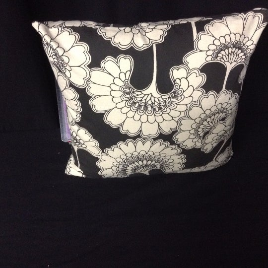 Kate Spade Japanese Floral Pillow Cover - Image 2 of 4