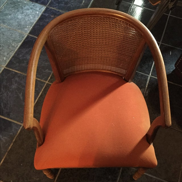 1960's Vintage Barrel Chairs - A Pair - Image 8 of 11