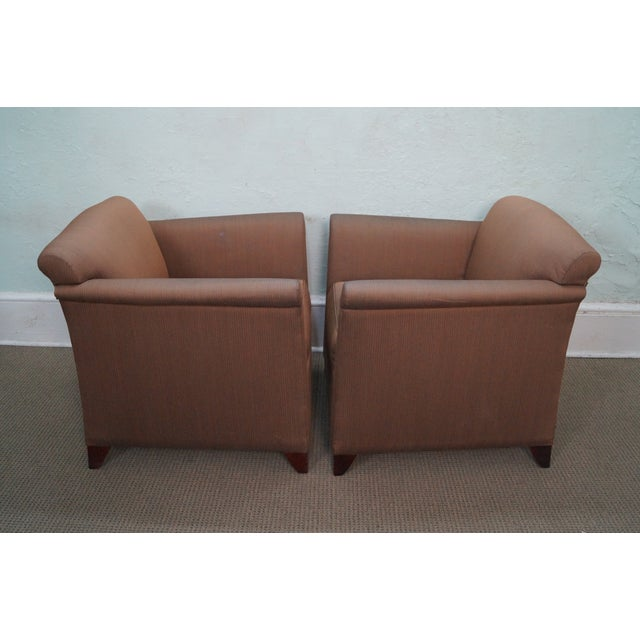 Martin Brattrud Knoll Modern Upholstered Chair - 2 - Image 3 of 10