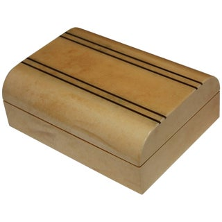 Aldo Tura Goatskin Box For Sale