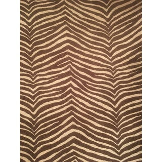 """""""Pelt Zebra"""" by Fabricut Fabric by the Yard Preview"""