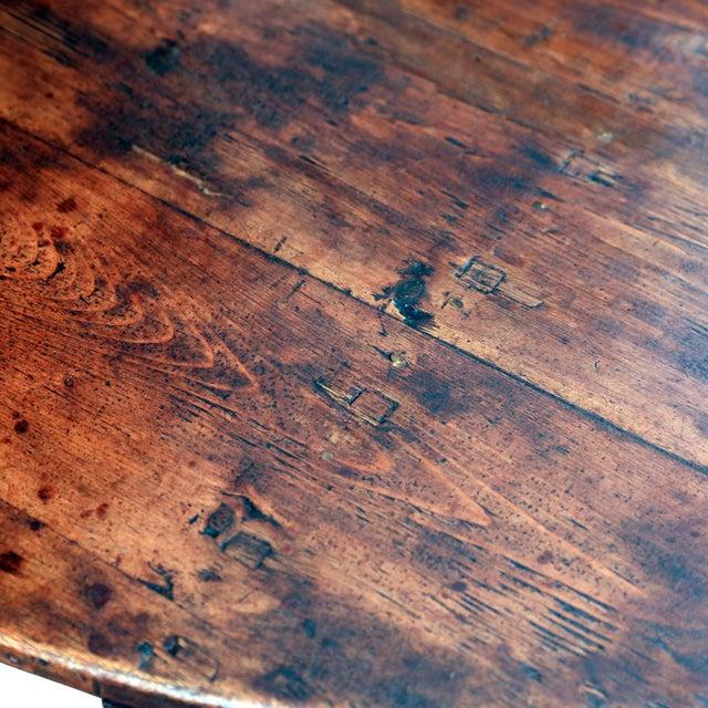 19th Century Dutch Tilt-Top Table For Sale - Image 4 of 9