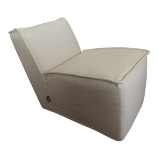 2010s Modern Artsome Catalina Side Slipper Chair For Sale
