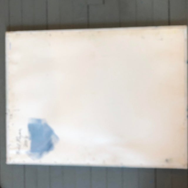 Canvas Original Contemporary Abstract Original Painting Bill Ryan For Sale - Image 7 of 8