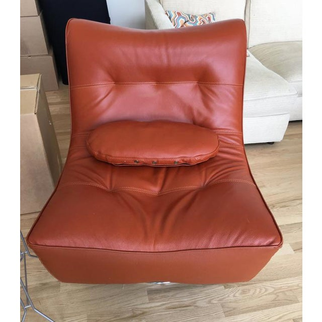 Phenomenal Mid Century Modern Style Swivel Nest Chairs A Pair Onthecornerstone Fun Painted Chair Ideas Images Onthecornerstoneorg