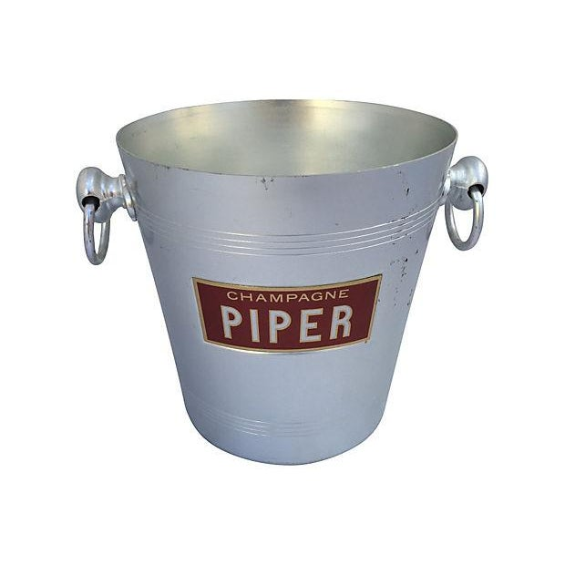 French Piper Bistro Champagne Bucket - Image 6 of 8