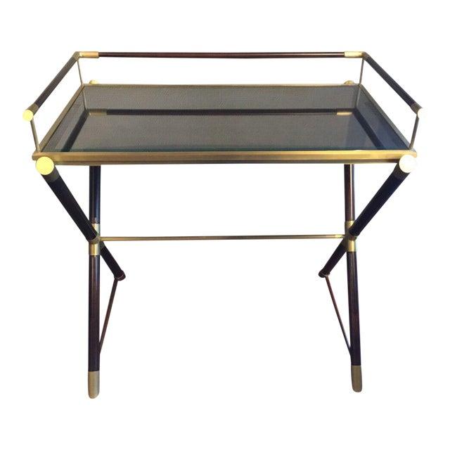 Metal Modern Ferguson Copeland Bar Table For Sale - Image 7 of 7