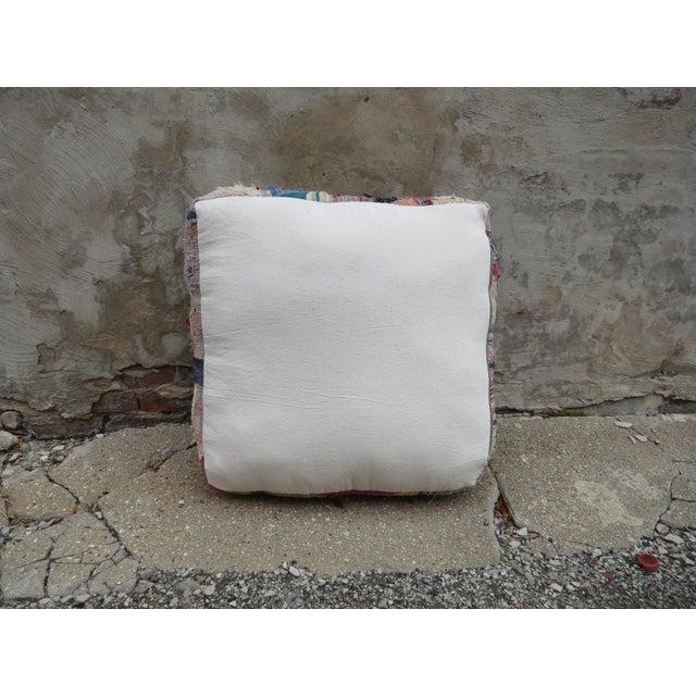 Moroccan Floor Pillow - Image 4 of 4
