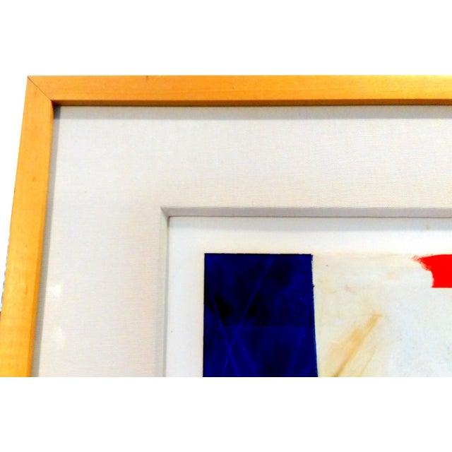 "John Baughman ""Portal Series 1-23"" Mixed Media Art - Image 7 of 9"