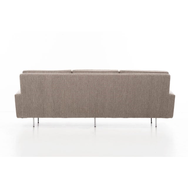 1950s Vintage Florence Knoll Sofa For Sale In Chicago - Image 6 of 12