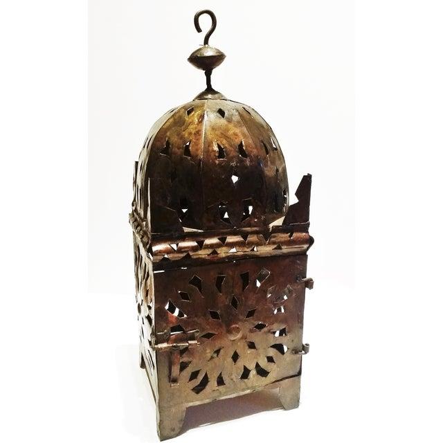 Moroccan Kasbah Lantern - Image 2 of 4