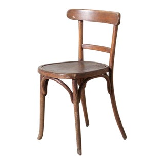 Antique Bistro Chair For Sale