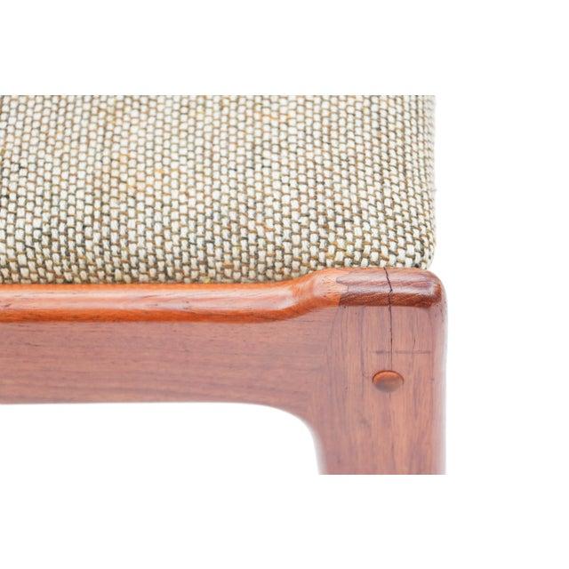 Scandinavian Danish Modern Teak Dining Chairs- S/6 - Image 9 of 10