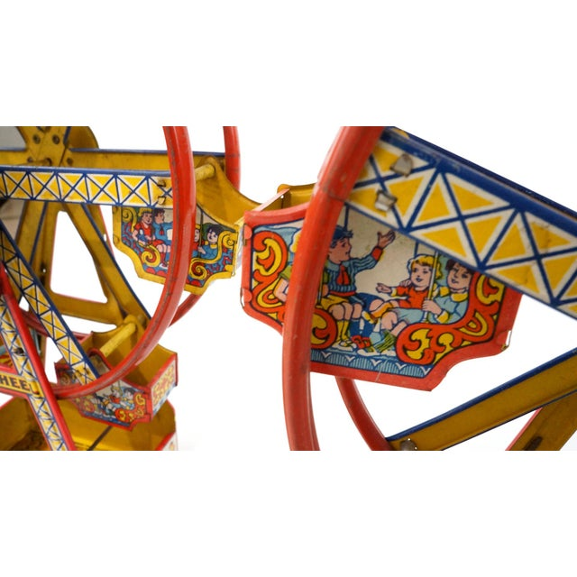 Antique Hercules Ferris Wheels - A Pair - Image 8 of 8
