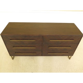 Mid Century Modern Design 6 Drawer Dresser Preview