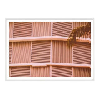 """Pink Grid"" Unframed Photographic Print For Sale"
