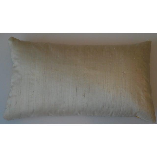 Geometric Motif Pillow - Image 9 of 11