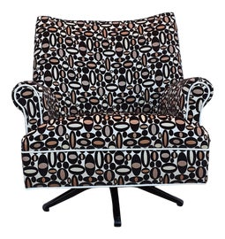 Image of Swivel Rocking Chairs