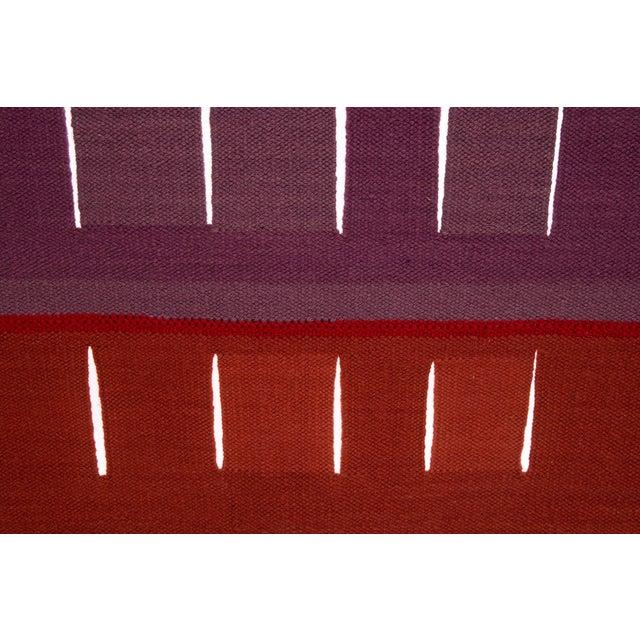 Alice Kagawa Parrott Santa Fe Wall Weaving For Sale - Image 4 of 8