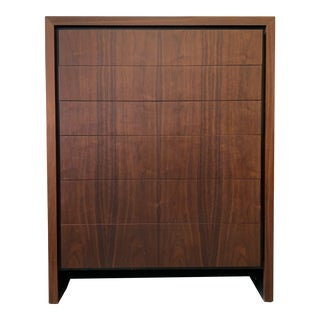 Vintage Tall Dresser by Arthur Umanoff for Dillingam For Sale