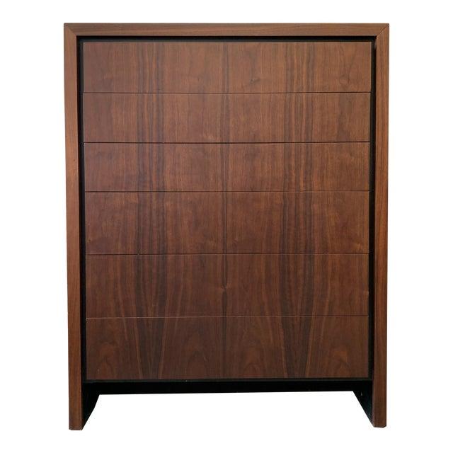 Vintage Tall Dresser by Arthur Umanoff for Dillingham For Sale