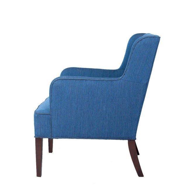 Contemporary Frits Henningsen Lounge Chair For Sale - Image 3 of 7