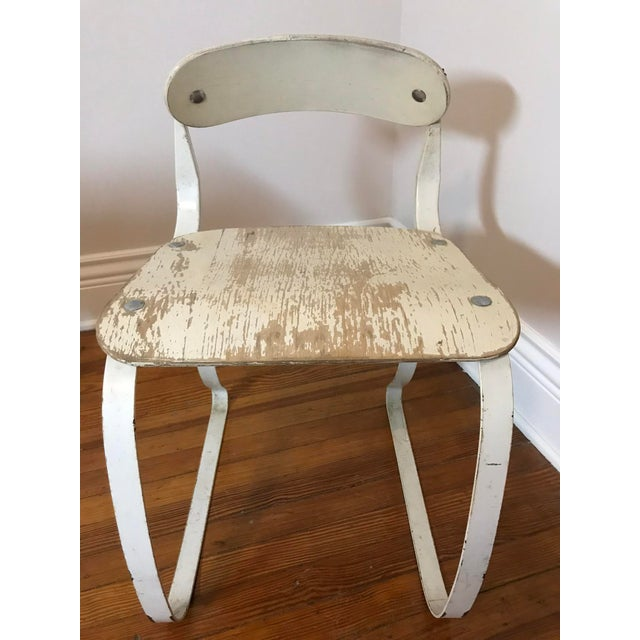 Metal Ironite Health Chairs by Herman Sperlich - A Pair For Sale - Image 7 of 9