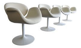Image of French Swivel Chairs