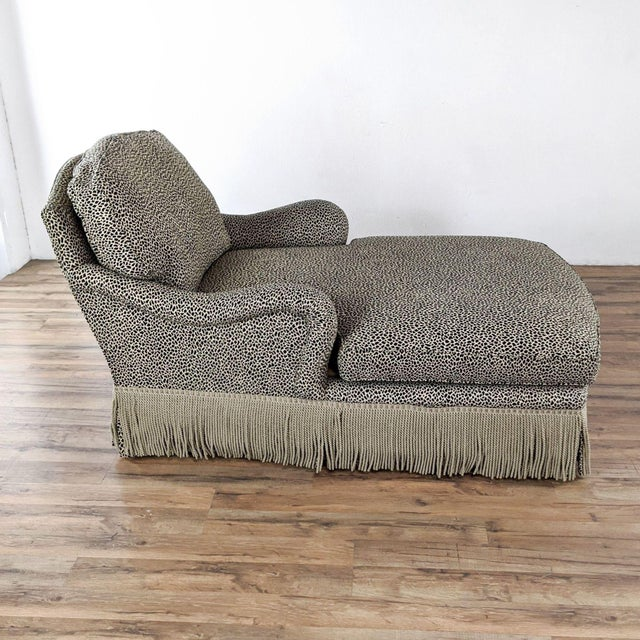 2000 - 2009 Jessica Charles Chaise Lounge For Sale - Image 5 of 10