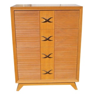 Paul Frankl for Brown Saltman Chest Dresser For Sale