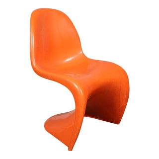 1970s Vintage Verner Panton for Herman Miller Chair For Sale