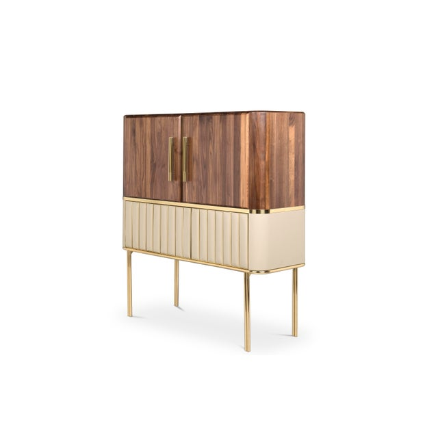 Inspired by one of the most refined names in the Hollywood industry, Essential Home created Hepburn cabinet. The mid-...