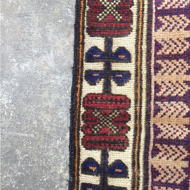 Sumack Handmade Persian Rug - 2′10″ × 4′7″ - Image 7 of 11