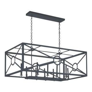 Chilton Grove Chandelier, Black For Sale