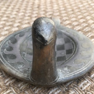 Vintage Clay Bird Trinket Dish Preview