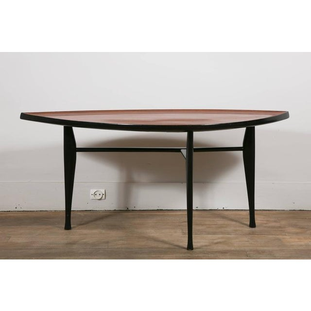 1950s Leaf' Occasional Table by Yngve Ekstrom For Sale - Image 5 of 10
