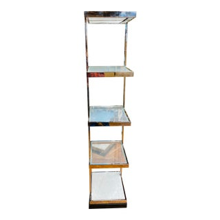 Mitchell Gold + Bob Williams York Etagere For Sale