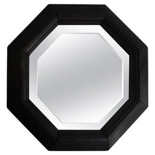 Antique Octagonal Mirror For Sale
