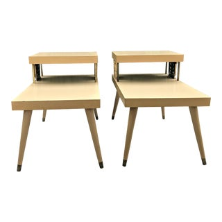 MCM Step End Tables A PAIR