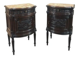 Image of Burnt Umber Accent Tables