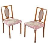 "Image of Pair of ""Coolidge"" Chairs by Axel Einar Hjorth for Nordiska Kompaniet For Sale"