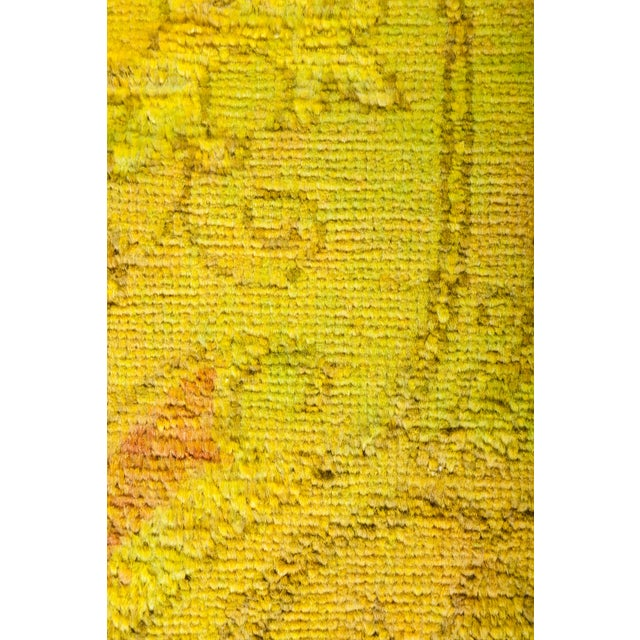 """Vibrance Hand Knotted Area Rug - 6' 1"""" X 9' 3"""" - Image 3 of 4"""