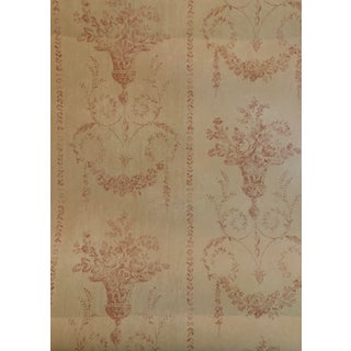 Zoffany Ltd the Parchment Collection Wallpaper For Sale