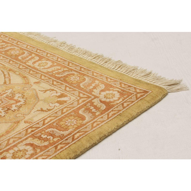 """Traditional Classic Hand-Knotted Rug, 9'0"""" X 12'0' For Sale - Image 3 of 6"""