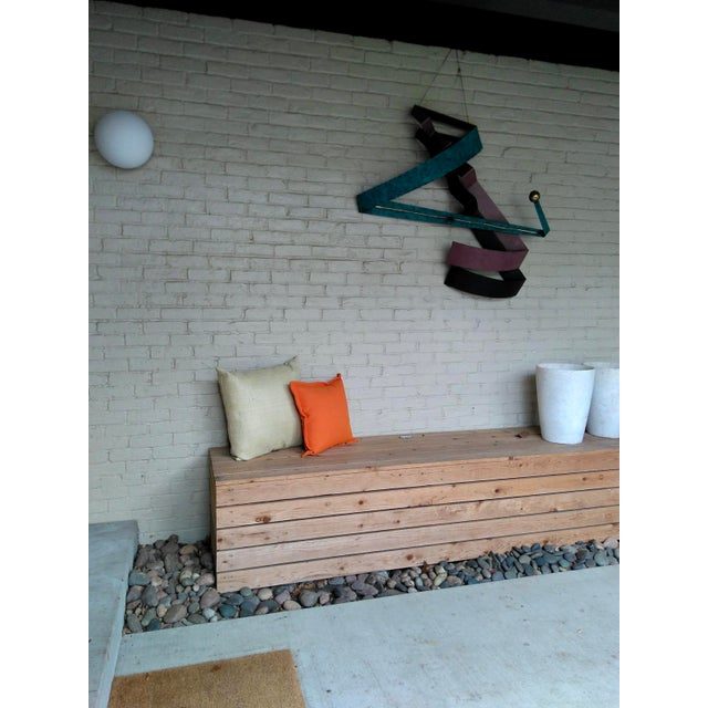 Curtis Jere C. Jere 1980s Contemporary Wall Sculpture For Sale - Image 4 of 12