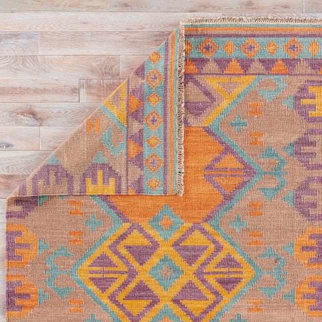 Jaipur Living Kaliediscope Handmade Geometric Area Rug - 8′ × 10′ For Sale - Image 4 of 6