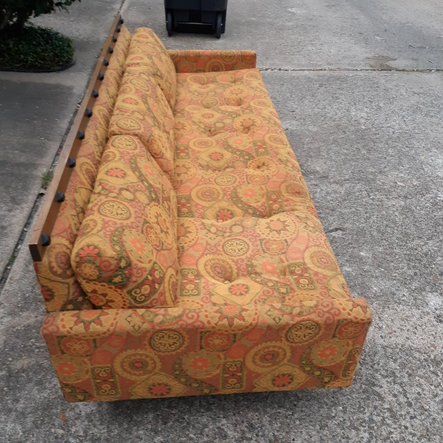 Textile Vintage Adrian Pearsall and Craft & Associates Sectional For Sale - Image 7 of 13