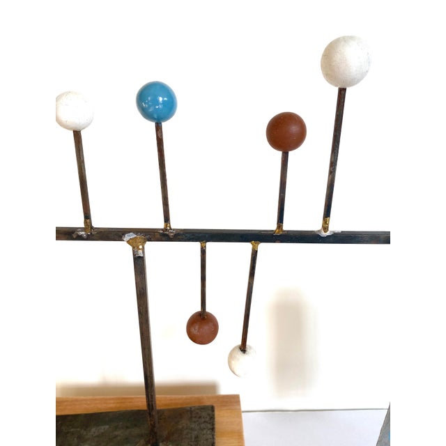 20th Century Abstract Constructivist Sculpture For Sale - Image 4 of 9
